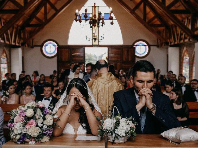 El matrimonio de Edwin y Marcela en Subachoque, Cundinamarca 15