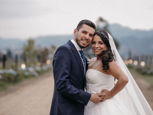 El matrimonio de Edwin y Marcela en Subachoque, Cundinamarca 19