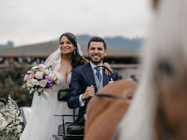 El matrimonio de Edwin y Marcela en Subachoque, Cundinamarca 22