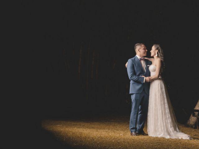 El matrimonio de Stefania y Felipe