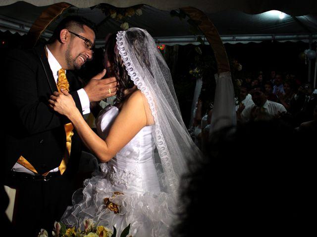 El matrimonio de Lucero y Carlos