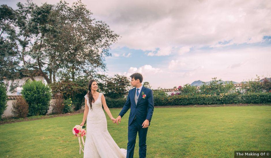 El matrimonio de Juan Pablo y Maria Alejandra en Cajicá, Cundinamarca