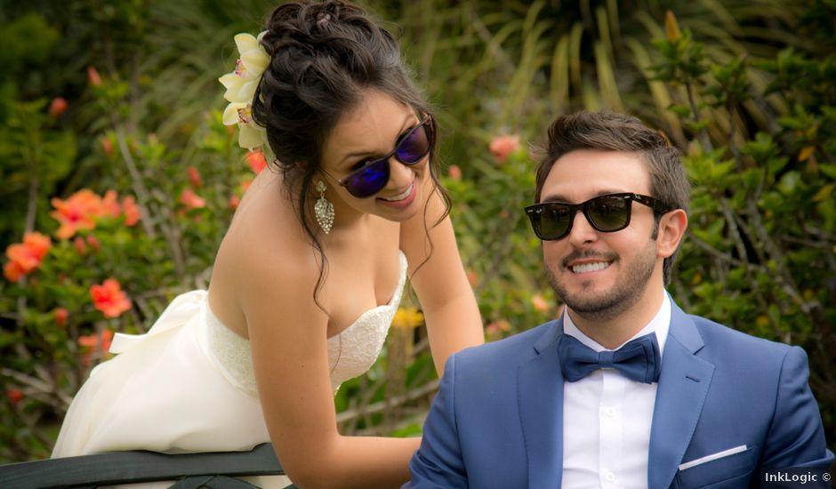 El matrimonio de Francisco y Catalina en Cota, Cundinamarca