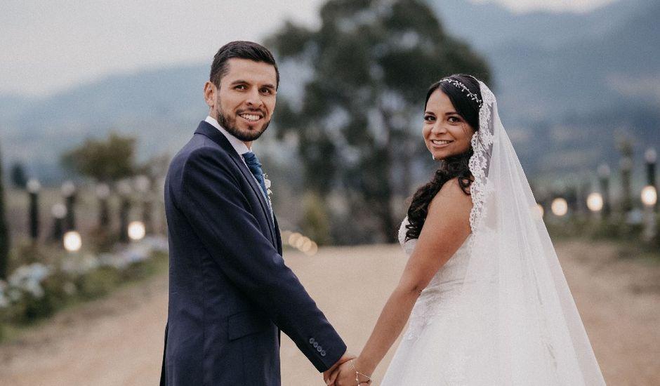 El matrimonio de Edwin y Marcela en Subachoque, Cundinamarca