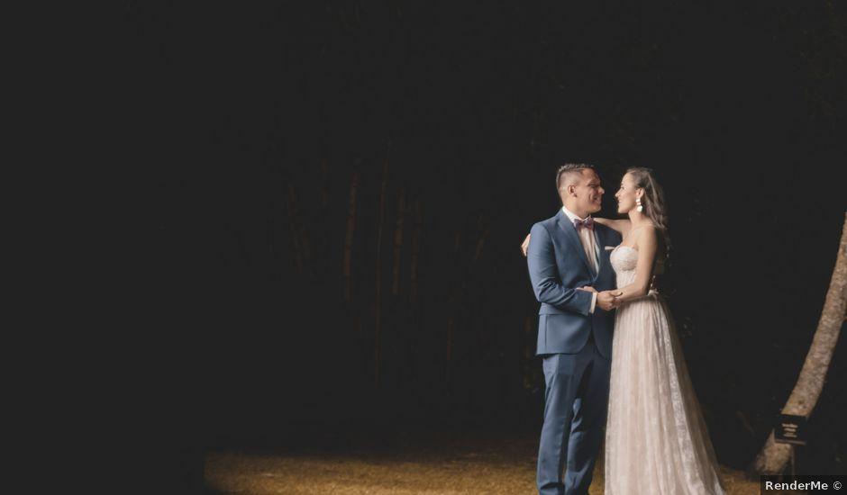 El matrimonio de Felipe y Stefania en La Ceja, Antioquia