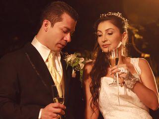El matrimonio de Mercedes y Lucas
