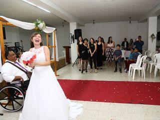El matrimonio de Yeraldin y Alejandro 2