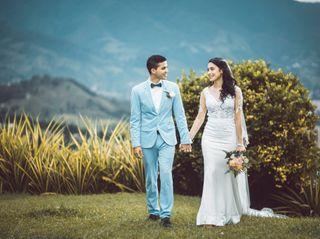 El matrimonio de Karen y Cristian