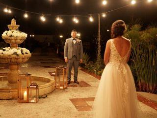 El matrimonio de Stephany  y Diego  1