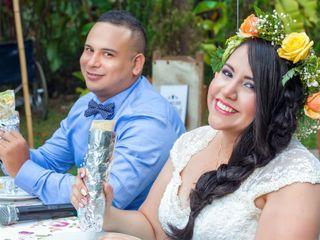 El matrimonio de Alejandra y Jorge 2