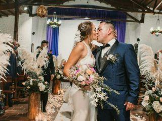 El matrimonio de Daniela y Fernando 1
