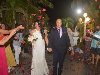 El matrimonio de Liris  y Alberto