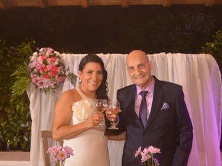 El matrimonio de Liris  y Alberto 3