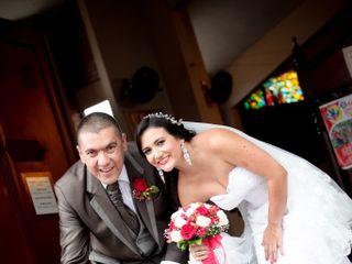 El matrimonio de María Angélica y Jose Carlos 1
