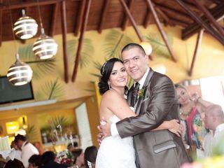El matrimonio de María Angélica y Jose Carlos
