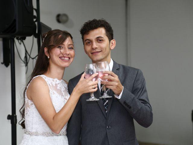 El matrimonio de Yeraldin y Alejandro