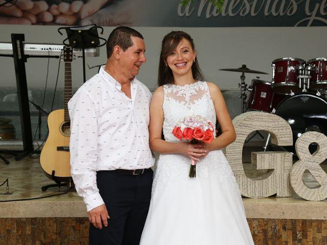 El matrimonio de Alejandro y Yeraldin en Copacabana, Antioquia 6