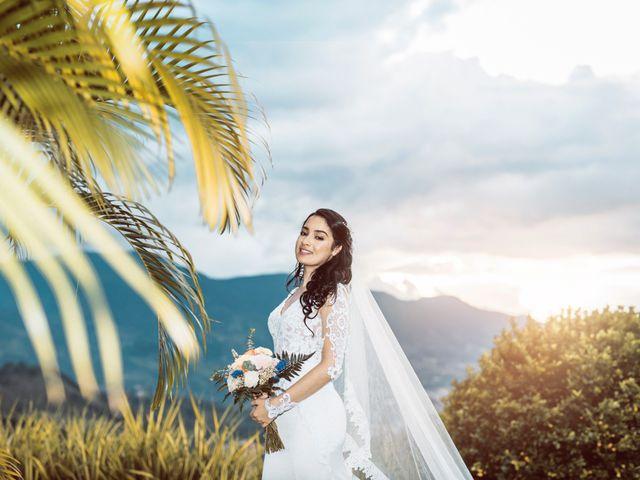El matrimonio de Cristian y Karen en Medellín, Antioquia 2