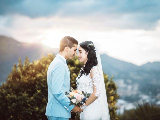 El matrimonio de Cristian y Karen en Medellín, Antioquia 1