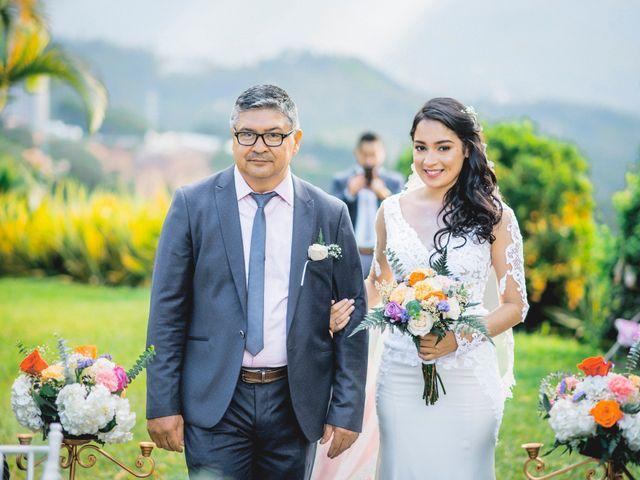 El matrimonio de Cristian y Karen en Medellín, Antioquia 10