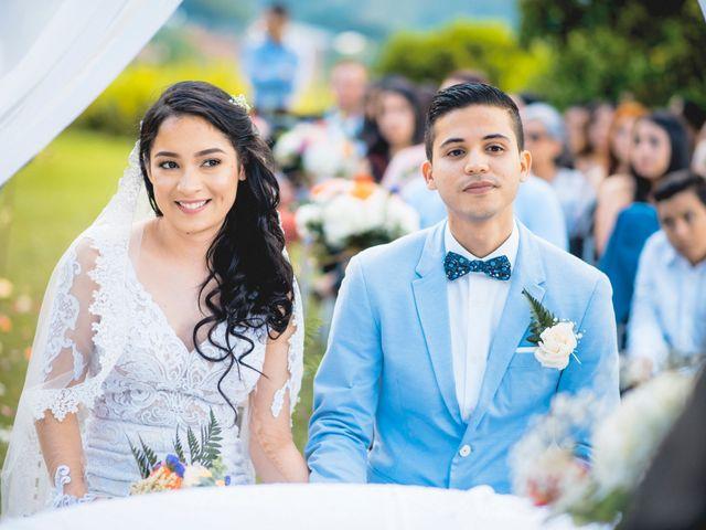 El matrimonio de Cristian y Karen en Medellín, Antioquia 12