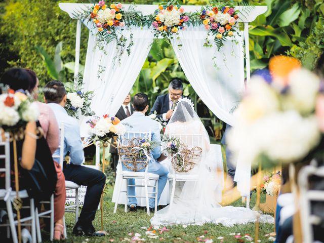 El matrimonio de Cristian y Karen en Medellín, Antioquia 13