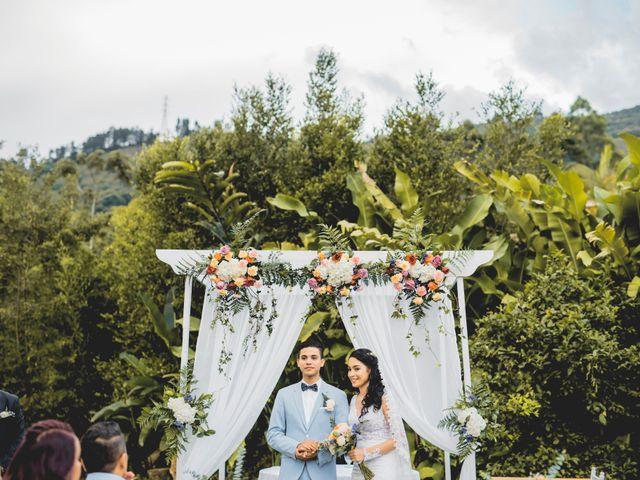 El matrimonio de Cristian y Karen en Medellín, Antioquia 18