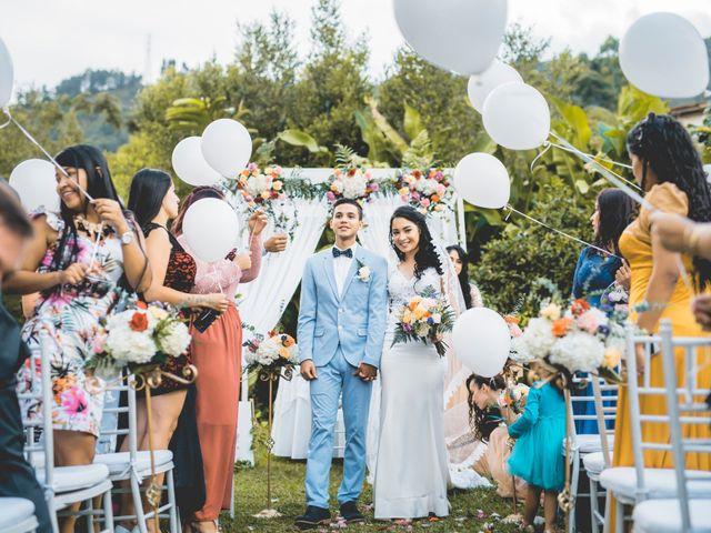 El matrimonio de Cristian y Karen en Medellín, Antioquia 19