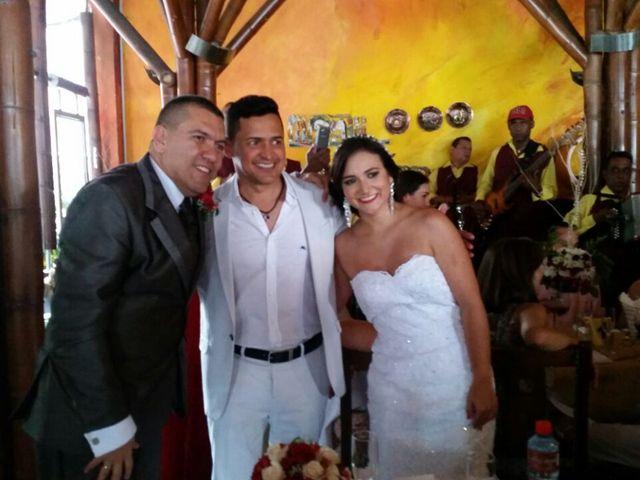 El matrimonio de Jose Carlos y María Angélica en Pereira, Risaralda 1