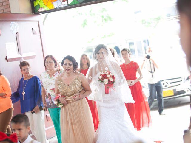 El matrimonio de Jose Carlos y María Angélica en Pereira, Risaralda 25