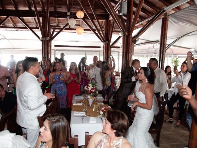 El matrimonio de Jose Carlos y María Angélica en Pereira, Risaralda 40