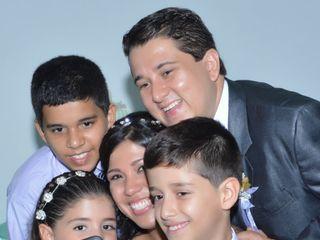 El matrimonio de Liliana y Juan Fernando 1
