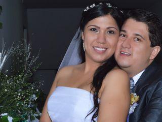 El matrimonio de Liliana y Juan Fernando