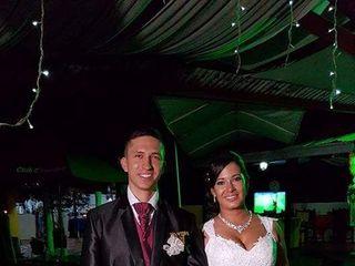 El matrimonio de Johanna y Alejandro 2