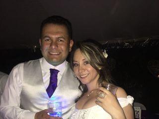 El matrimonio de Nataly  y Andrés  2