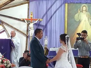 El matrimonio de Belkis y Carlos 1