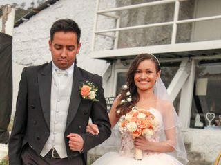 El matrimonio de Johan y Marisol 1