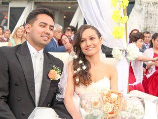 El matrimonio de Johan y Marisol 2