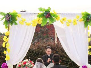El matrimonio de Johan y Marisol 3