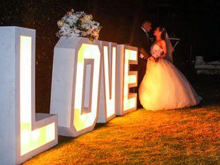 El matrimonio de Johan y Marisol
