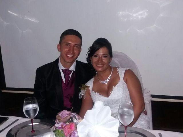 El matrimonio de Johanna y Alejandro