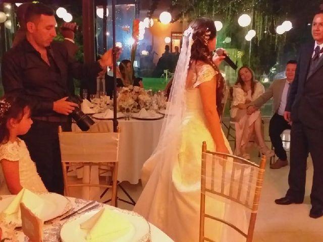 El matrimonio de Belkis y Carlos