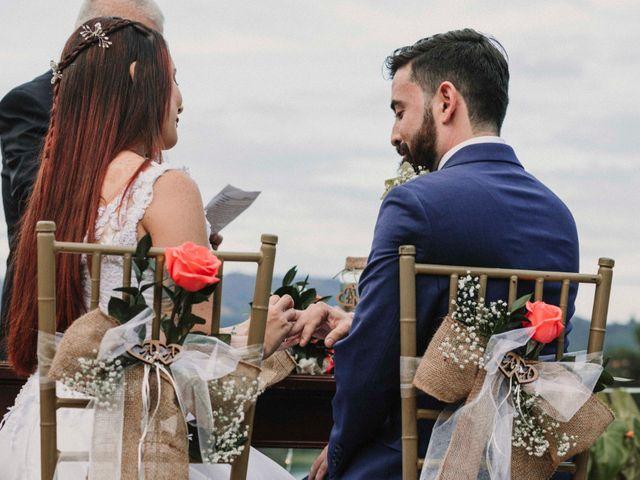 El matrimonio de Alejandro y Andrea en Rionegro, Antioquia 31