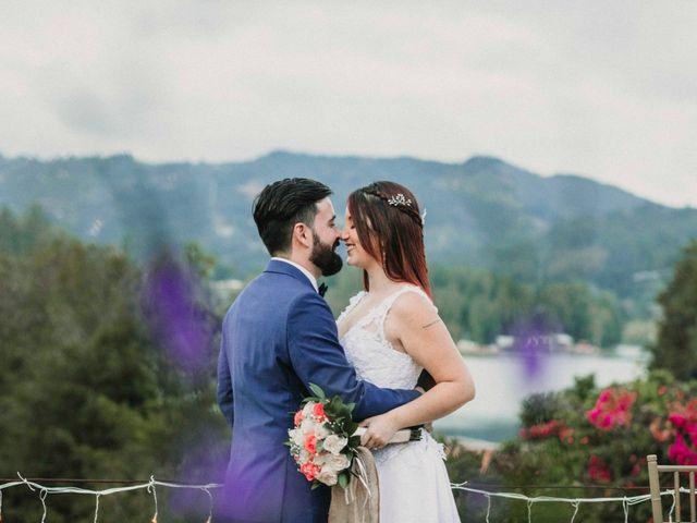 El matrimonio de Alejandro y Andrea en Rionegro, Antioquia 34