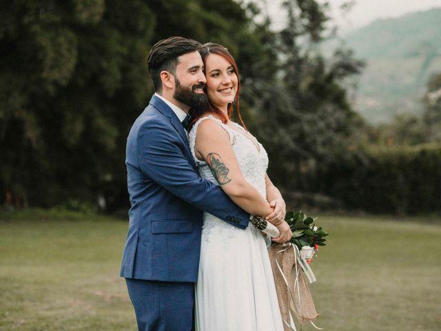 El matrimonio de Alejandro y Andrea en Rionegro, Antioquia 42