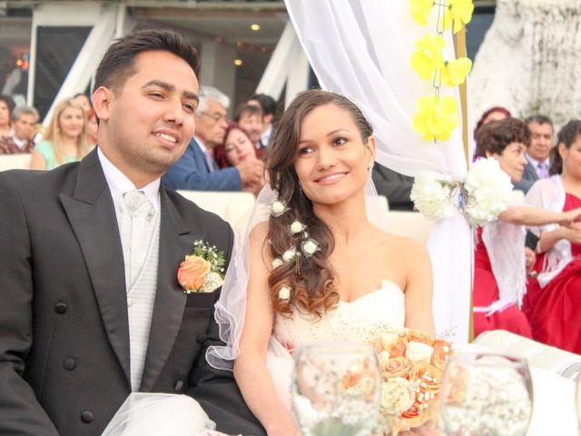 El matrimonio de Marisol y Johan en La Calera, Cundinamarca 2