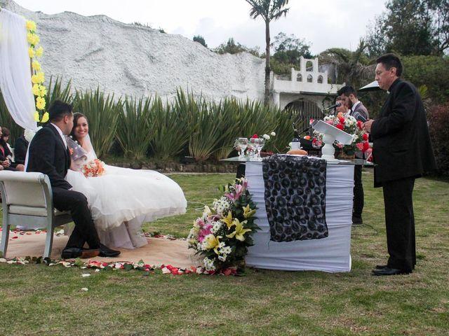 El matrimonio de Marisol y Johan en La Calera, Cundinamarca 6