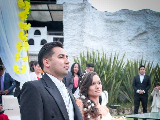 El matrimonio de Marisol y Johan en La Calera, Cundinamarca 7
