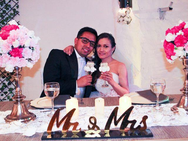 El matrimonio de Marisol y Johan en La Calera, Cundinamarca 13