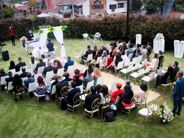El matrimonio de Marisol y Johan en La Calera, Cundinamarca 19